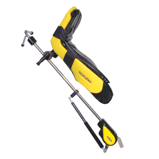 Yellofins Elite Stirrups With Lift assist